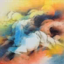 Horse | Painting by artist Vishnu Sonavane | acrylic | Canvas