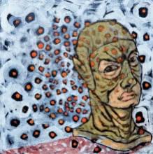 Self Still Life 2 | Painting by artist Abhishek Chourasia | acrylic | Canvas