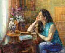 Dreaming Large   Painting by artist Aditya Phadke   oil   Canvas
