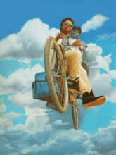 Dream | Painting by artist Subhendu Mishra | oil | Canvas