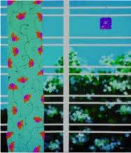 Landscape Acrylic Art Painting title Freshner by artist PROTYUSHA MITRA