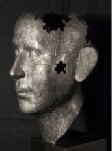 Puzzle | Sculpture by artist Sagar Rampure | Fiberglass