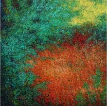 Beauty Of Nature 2   Painting by artist VIMAL CHAND   acrylic   Canvas