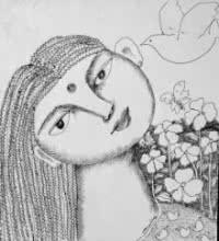 Drawing Vii | Drawing by artist Sambuddha Gupta |  | Pen&Ink | Paper
