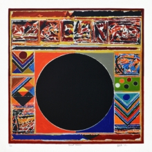 art, painting, serigraphs, paper, abstract