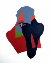Figurative Acrylic Art Painting title Smoking Prohbited 3 Acrylic On Board 10. by artist Prasanta Acharjee
