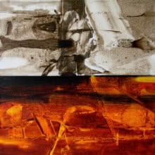 Dnyaneshwar Ingle | Acrylic Painting title Untitled 2 on Canvas | Artist Dnyaneshwar Ingle Gallery | ArtZolo.com