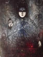 Arabinda Samanta | Acrylic Painting title Mahadev on Canvas | Artist Arabinda Samanta Gallery | ArtZolo.com