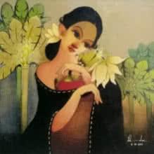art, beauty, painting, canvas, acrylic