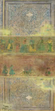 Krishnal Fulwala | Mixed-media Painting title Faded Wall 3 on Rice Paper | Artist Krishnal Fulwala Gallery | ArtZolo.com