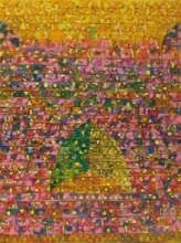 Kuldeep Karagaonkar | Oil Painting title Untitled 1 on Canvas | Artist Kuldeep Karagaonkar Gallery | ArtZolo.com