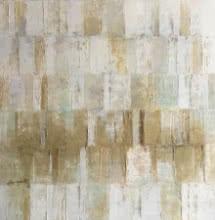 Gayatri Deshpande | Acrylic Painting title Innerscapes 36 on Canvas | Artist Gayatri Deshpande Gallery | ArtZolo.com