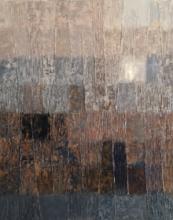 Gayatri Deshpande | Oil Painting title Innerscapes 39 on Canvas | Artist Gayatri Deshpande Gallery | ArtZolo.com