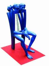 Rakesh Sadhak | Leisure Time 3 Sculpture by artist Rakesh Sadhak on Wood, Fibre, Iron | ArtZolo.com