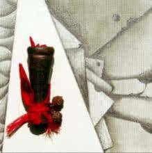 Mixed Media Abstract V   Mixed_media by artist Mohit Bhatia   Paper