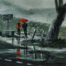 Enjoying The Rain | Painting by artist Mopasang Valath | acrylic | Canvas