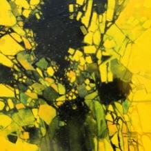Sagar Bondre | Acrylic Painting title Untitled 9 on Canvas | Artist Sagar Bondre Gallery | ArtZolo.com