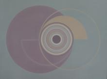 Abstract Acrylic Art Painting title Untitled 1 by artist Dhruti Mahajan