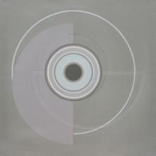 Abstract Acrylic Art Painting title Untitled 3 by artist Dhruti Mahajan
