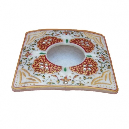 Ecraft India | Ash Tray Craft Craft by artist Ecraft India | Indian Handicraft | ArtZolo.com