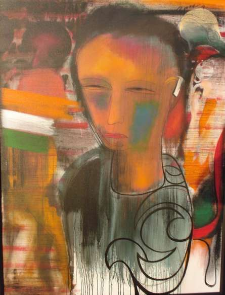 Indian | Painting by artist D S Rane | acrylic | Canvas
