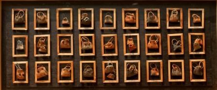 Mixedmedia Sculpture titled 'Treasure Of Memories' by artist Sabbavarapu V S Rao