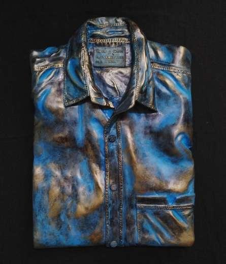 art, sculpture, fiberglass, bronze, still life