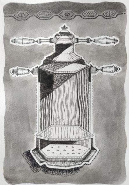 art, drawing, paper, mixedmedia, contemporary