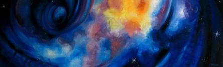 The Journey | Painting by artist Drishti Vohra | acrylic | Canvas