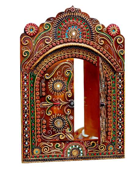 Art Street | Jharoka I Craft Craft by artist Art Street | Indian Handicraft | ArtZolo.com
