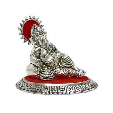 Masand Ganesha | Craft by artist Art Street | Metal