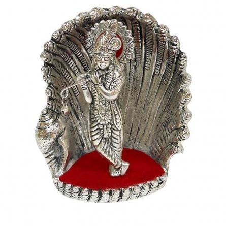 Seep Krishna | Craft by artist Art Street | Metal
