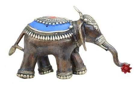 Jumbo   Craft by artist Bhansali Art   Brass