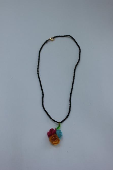 Paper Jewellery - 2 | Paper, thread Handicraft | By Navodyami Program