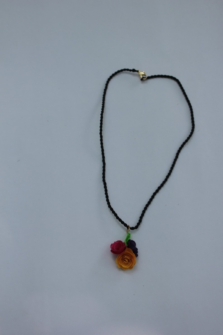 Paper Jewellery - 4 | Paper, thread Handicraft | By Navodyami Program