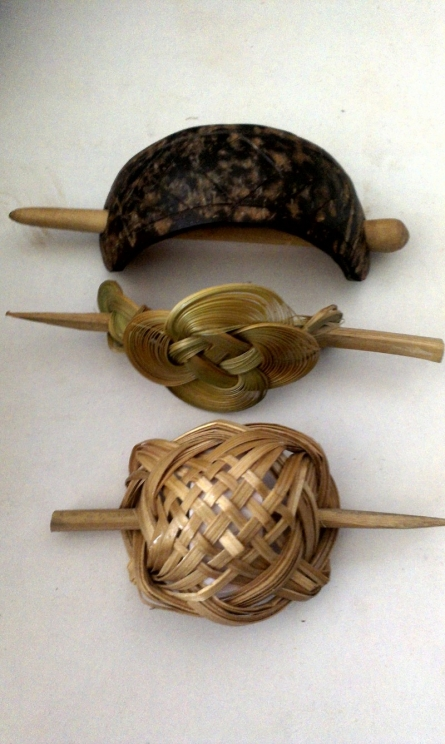 Natural Hairclips | Bamboo Handicraft | By Navodyami Program