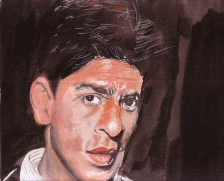 Passion Is Everything | Painting by artist Saurabh Turakhia | watercolor | Paper