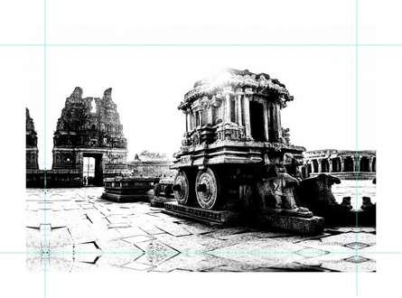 Sawant Tandle | Hampi Photography Prints by artist Sawant Tandle | Photo Prints On Canvas, Paper | ArtZolo.com