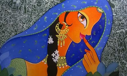 Canvas art | Painting by artist Balraj Singh | acrylic | Canvas