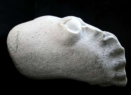 Untitled | Sculpture by artist Neeraj Ahirwar | stone ware