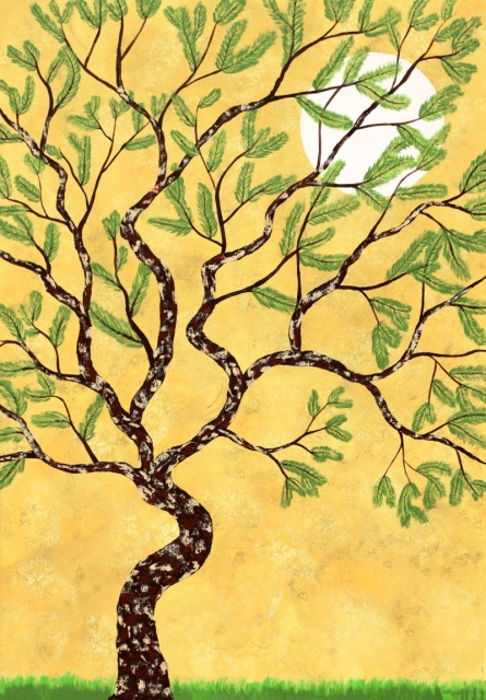 Chitvarya | Painting by artist Sumit Mehndiratta | acrylic | Canvas