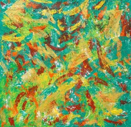 Quantri  | Painting by artist Sumit Mehndiratta | acrylic | Canvas