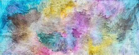 Skin Deep  | Painting by artist Sumit Mehndiratta | acrylic | Plywood