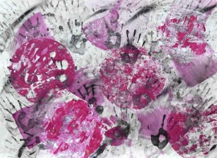 Sumit Mehndiratta | Acrylic Painting title Untitled 94 on Canvas | Artist Sumit Mehndiratta Gallery | ArtZolo.com