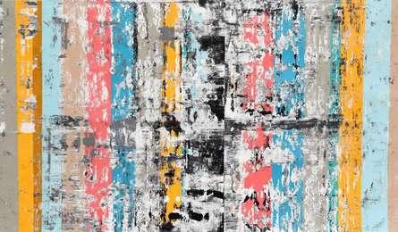 Visage | Painting by artist Sumit Mehndiratta | acrylic | Canvas