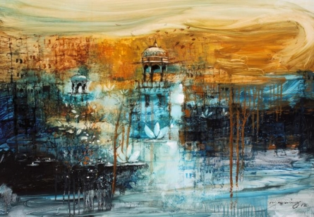 Aq Arif Artwork   Painting by artist Aq Arif   acrylic   Canvas