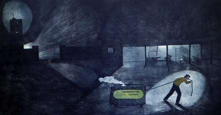 Abhishek Verma | Other Painting title Gain Logic on Paper | Artist Abhishek Verma Gallery | ArtZolo.com