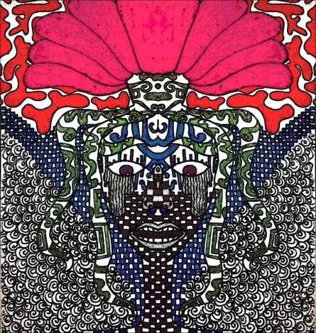 Blame the Boogie, if the Jungle Hooks | Digital_art by artist Shantanu Tilak | Art print on Canvas