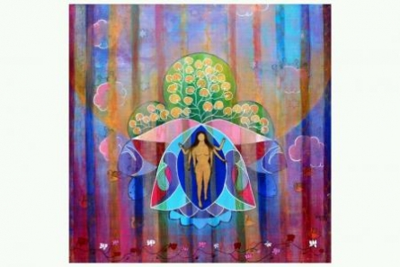 Empowerment | Painting by artist Poonam Agarwal | mixed-media | Canvas