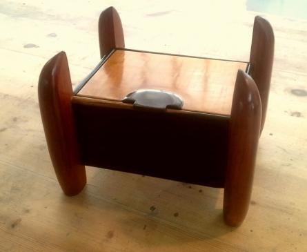 Exotic woods jewellery box | Craft by artist Sary Wardakan | wood